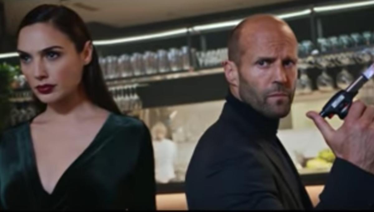 Wonder Woman's Gal Gadot joins Jason Statham in destructive