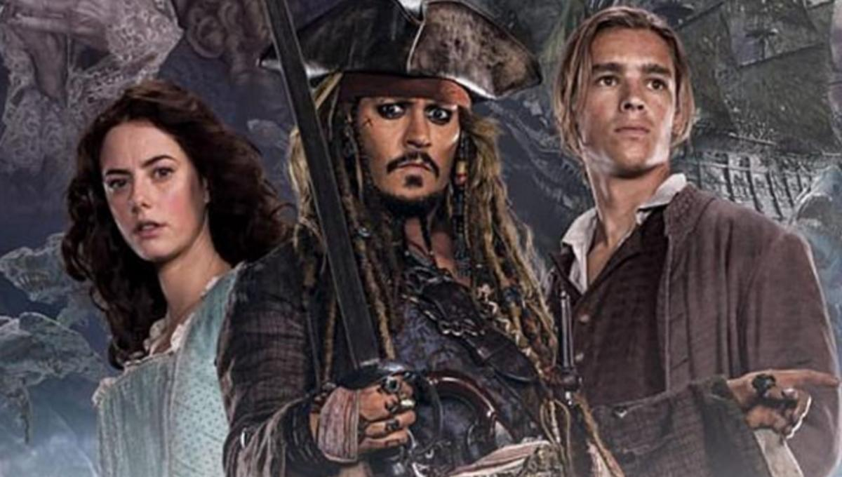 pirates of the caribbean 2017 zombie shark full movie