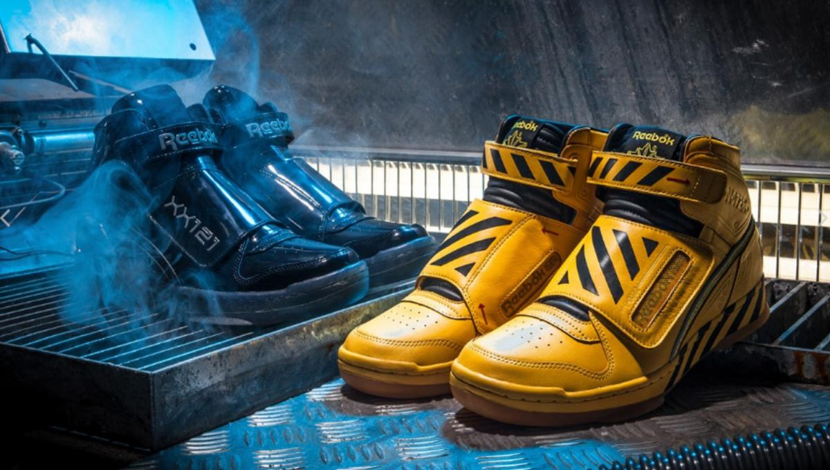 61e7cc1681fd6 Reebok to release two radical new Alien Stomper athletic shoes ...