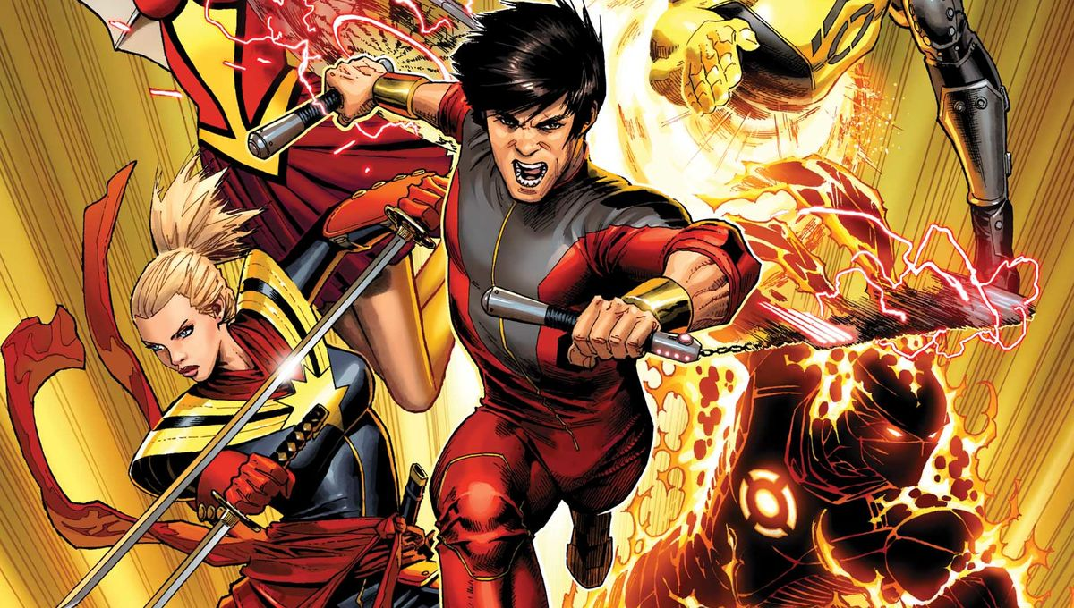 Marvel's First Asian-Led Superhero Movie, 'Shang-Chi,' Finds Director