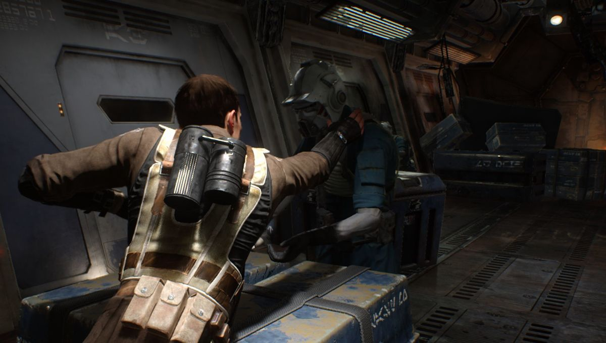 6-minute demo reel will make you wish Star Wars 1313 was still happening
