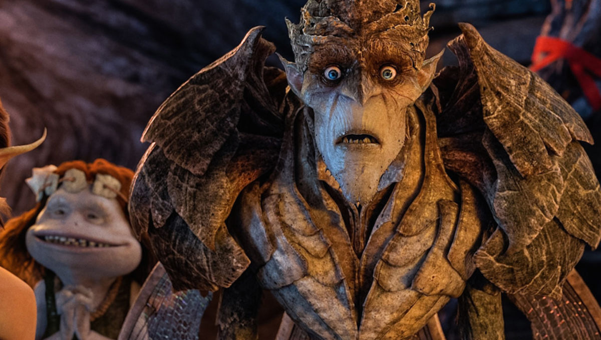 First Trailer For George Lucass Cgi Fairy Tale Flick Strange Magic Syfy Wire