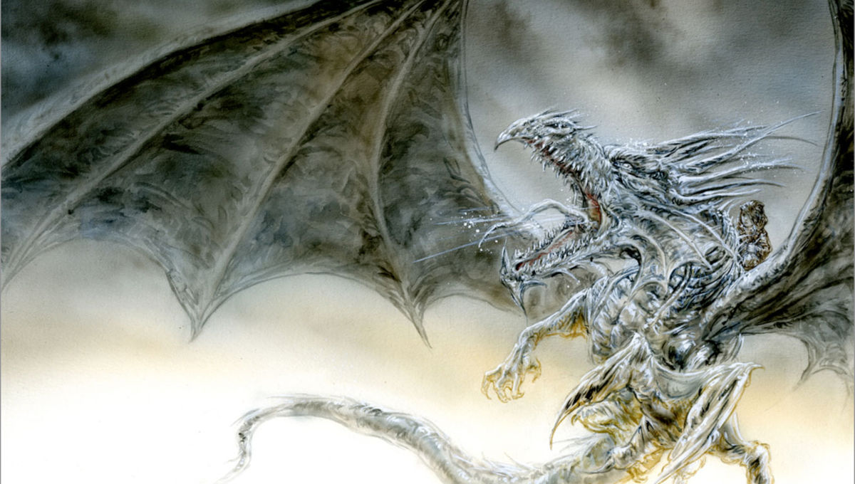 George R R  Martin's The Ice Dragon, set in A Song of Ice and Fire