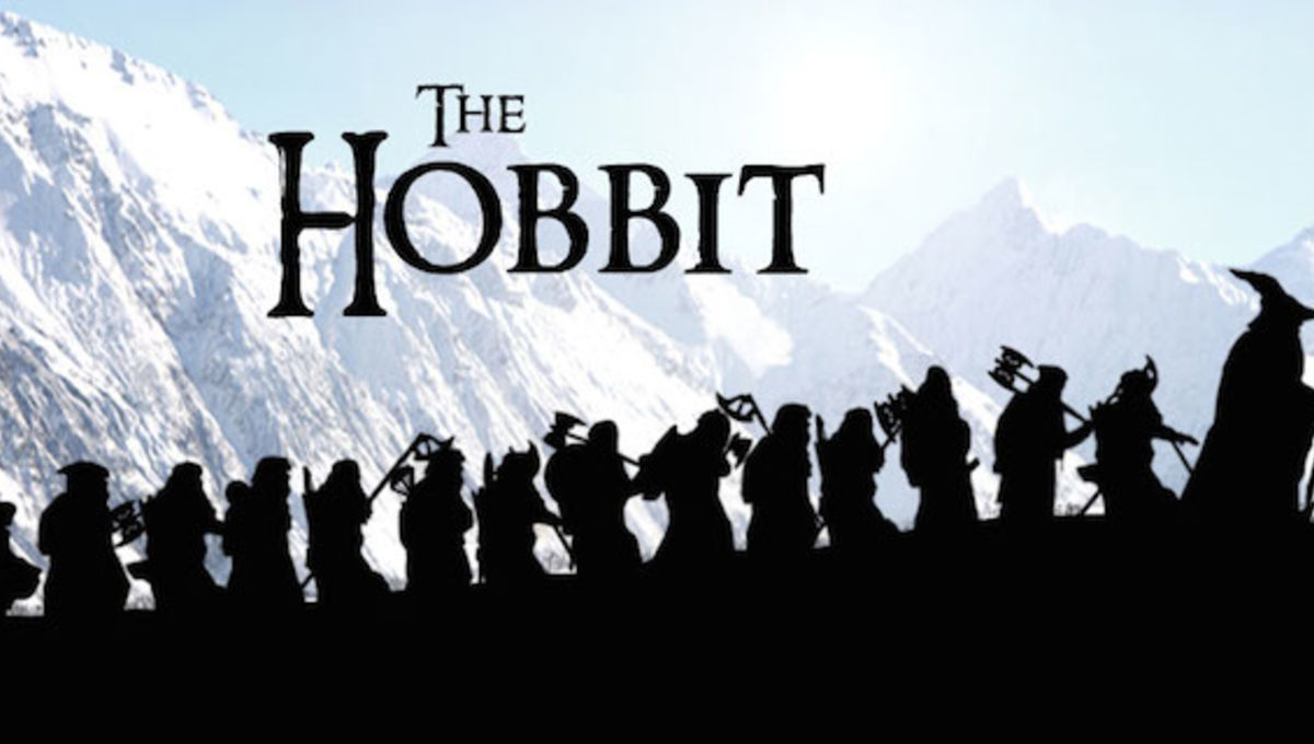 Watch The hobbit gets all weird and mexican and stuff video