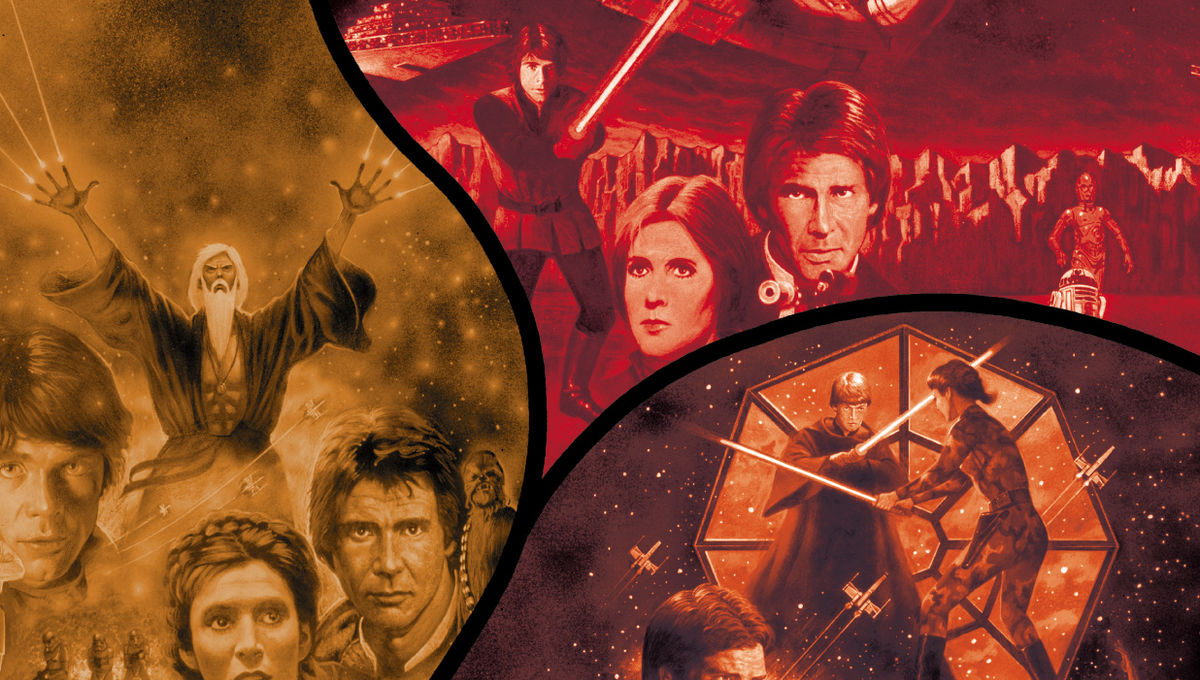 From Thrawn to A New Dawn: We count down the 31 best Star Wars books