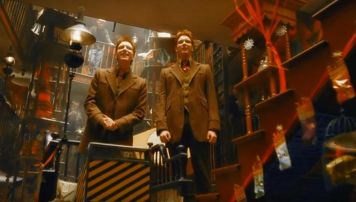 The 8 best inventions created by Fred and George Weasley in