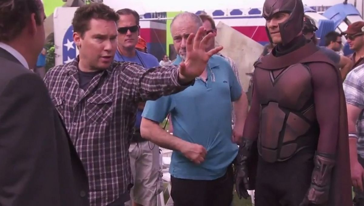 Bryan Singer directing X-Men: Days of Future Past