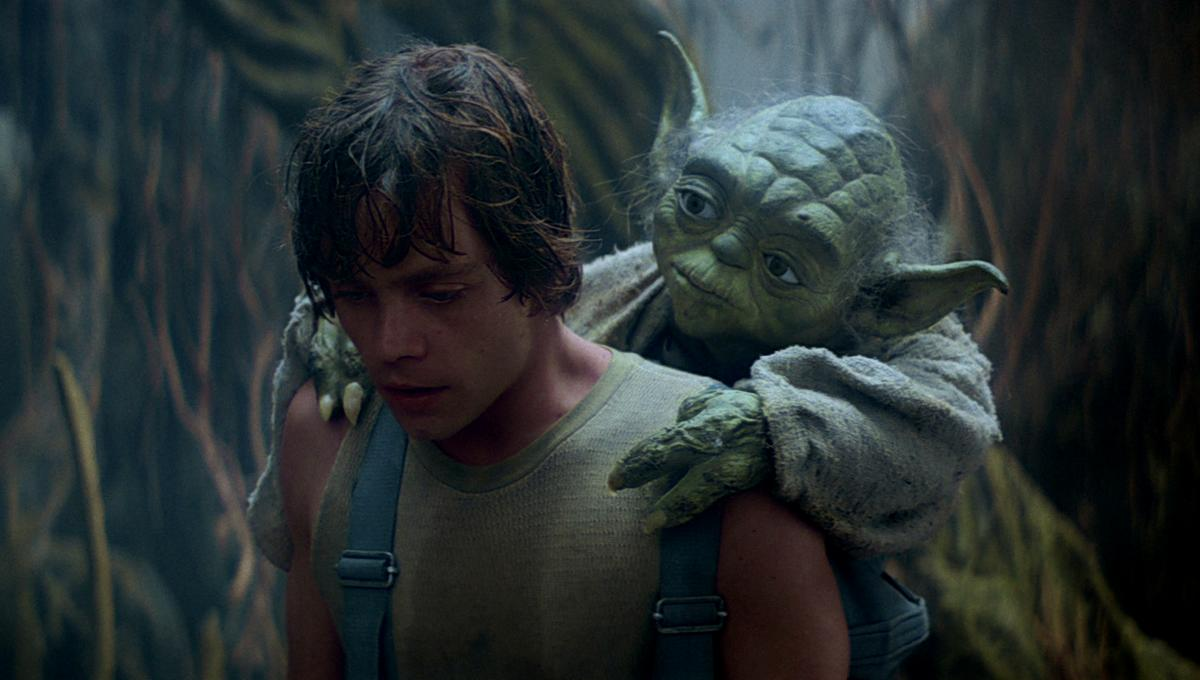 A Yoda Cameo In Star Wars The Force Awakens There Almost Was