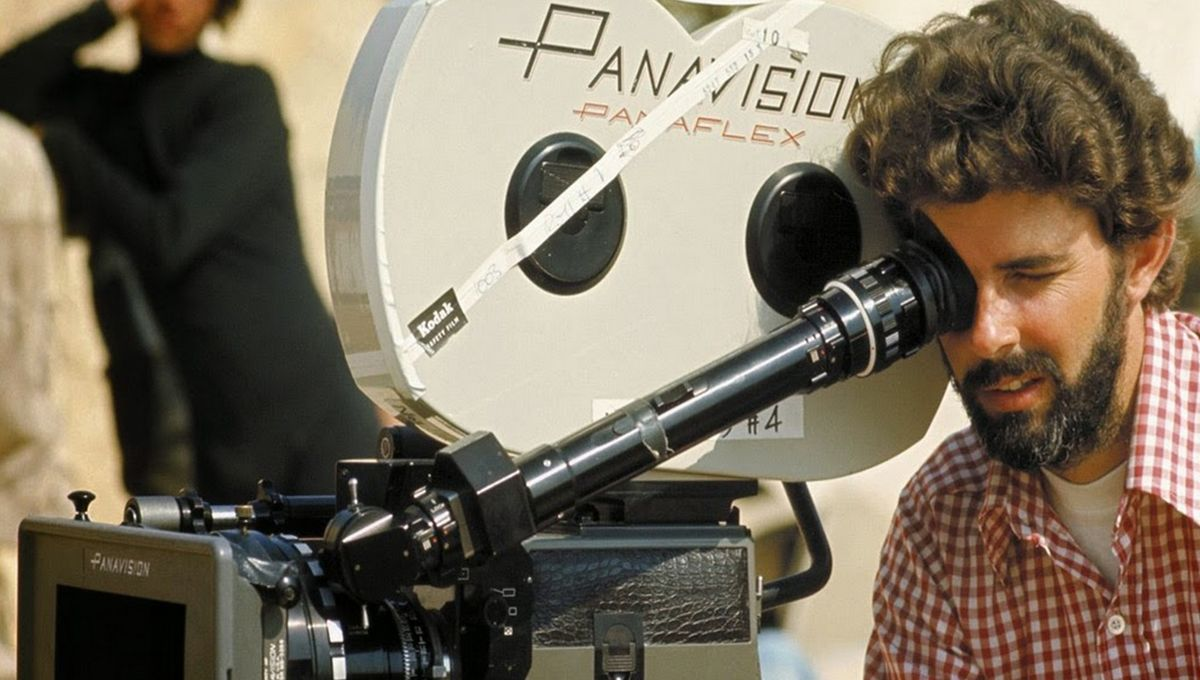 Panavision Camera Star Wars : The origins of star wars things you should watch read blastr