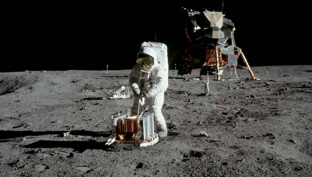 how nvidia proved the moon landing wasn u0026 39 t a hoax with the unreal engine