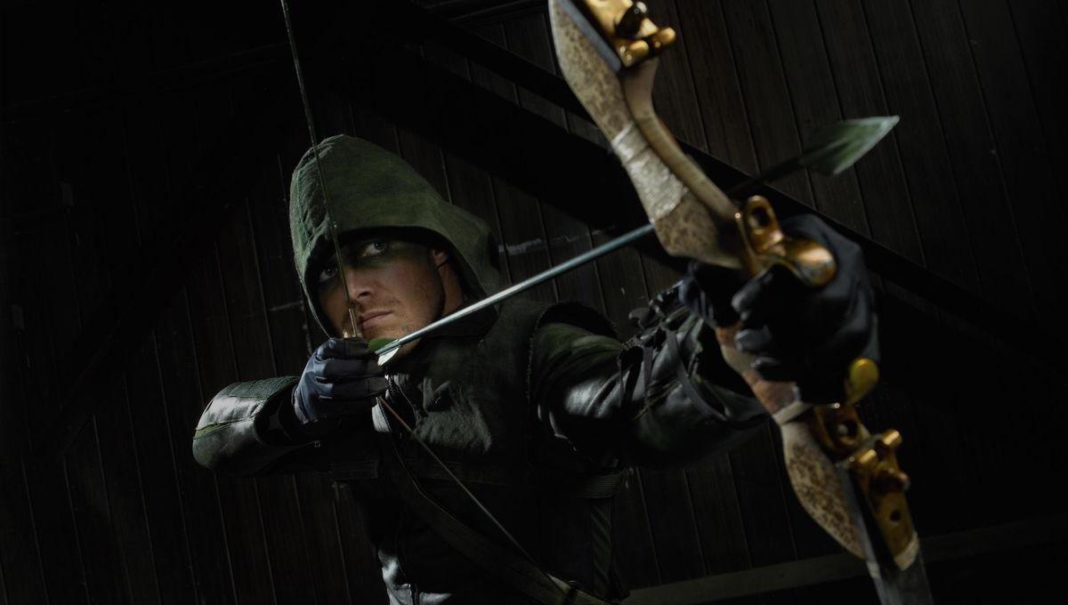 Arrow tv series especial