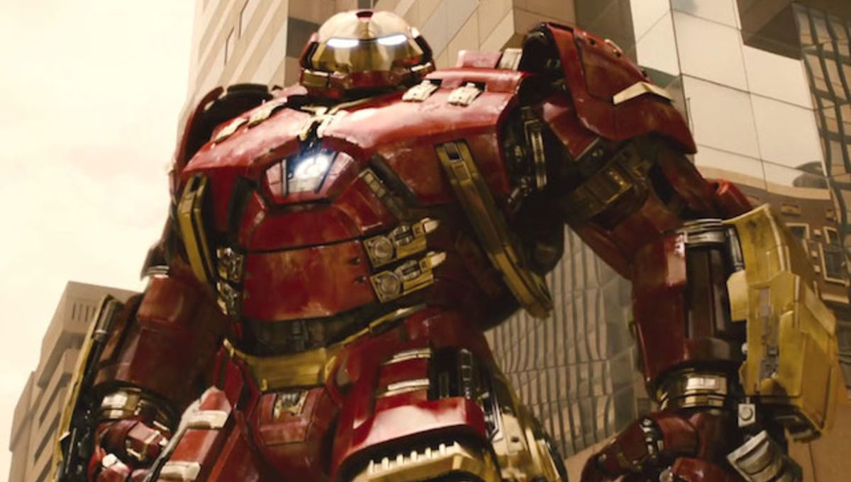 Image result for age of ultron hulkbuster