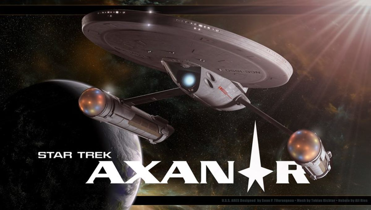 Star Trek: Prelude to Axanar short is online, and better than anything Abrams is doing