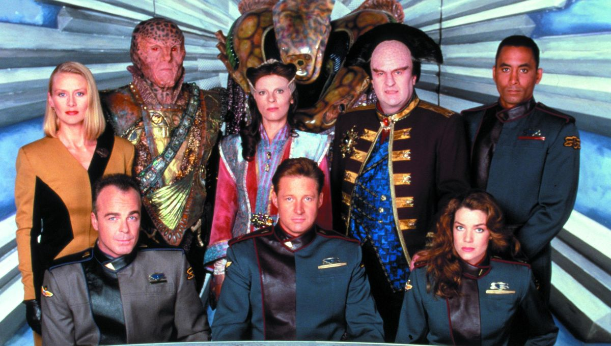 An oral history of Babylon 5: The beloved TV novel that showed a different way to tell sci-fi