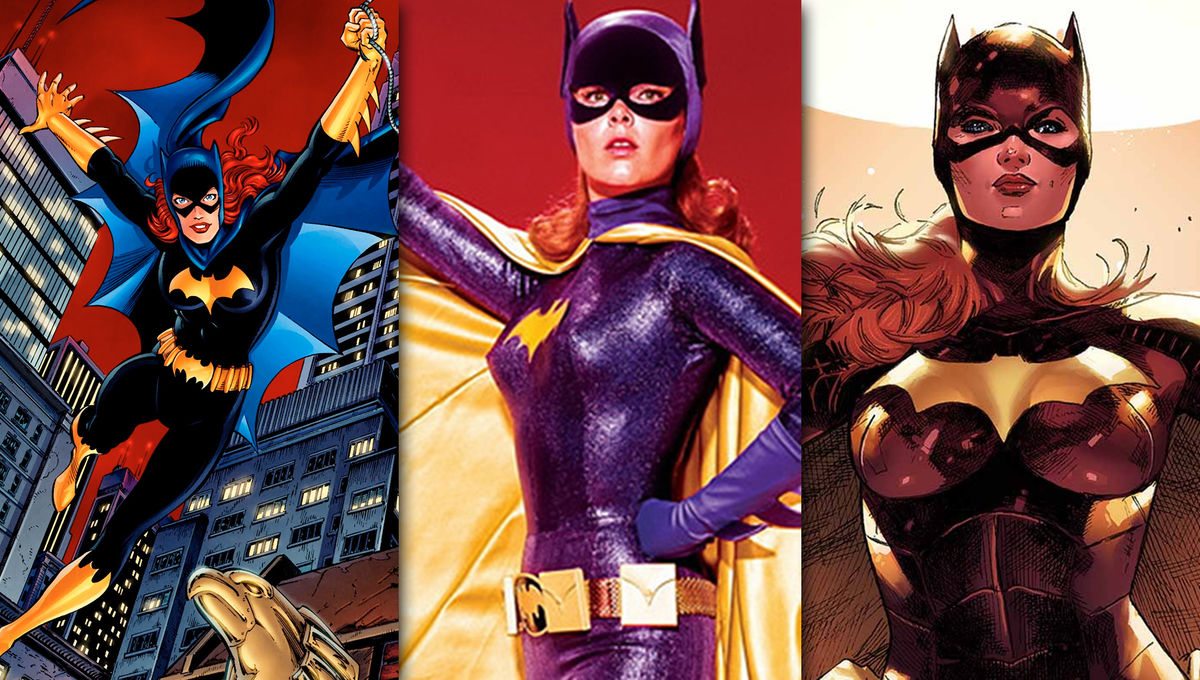 Batgirl At 50 Ranking All Her Looks Syfy Wire Syfy Wire