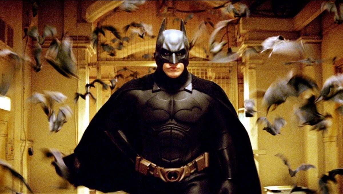 Image result for Batman begins
