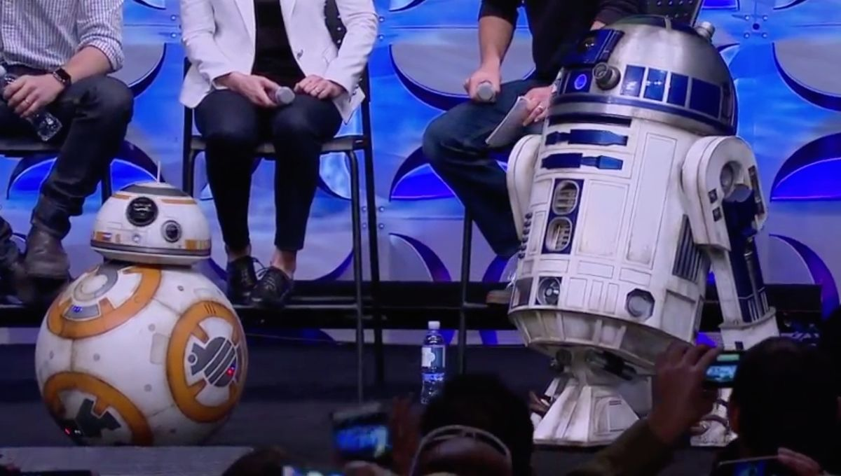 BB-8, Imma let you finish, but here's why R2-D2 is the