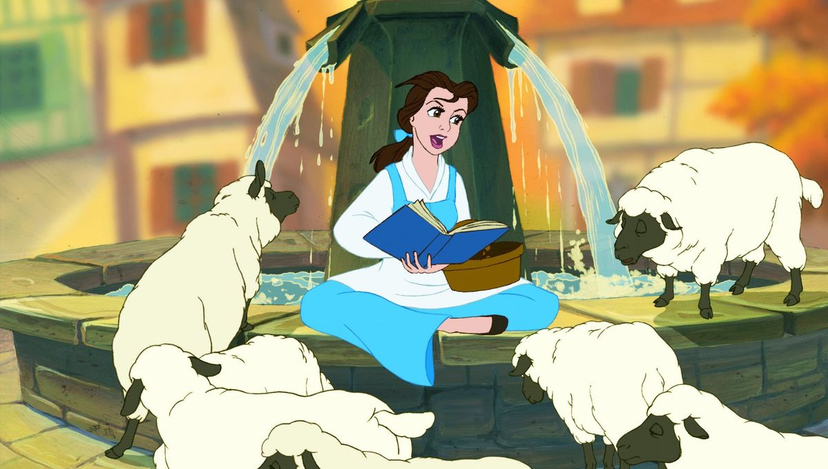 Disney's Beauty and the Beast: 55 things I noticed while watching as an  adult | SYFY WIRE