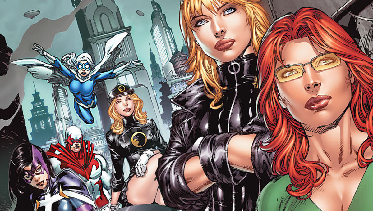 Birds Of Prey Should Be Dc S Next Tv Show Syfy Wire