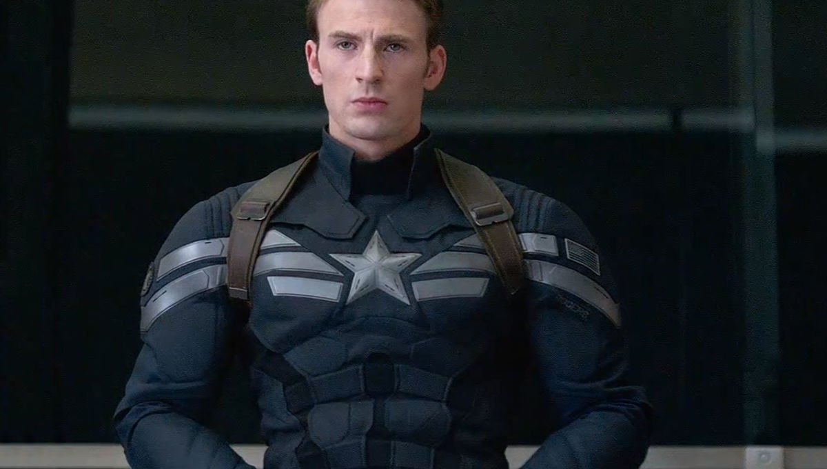 Chris Evans Hints He May Be Done Playing Captain America After