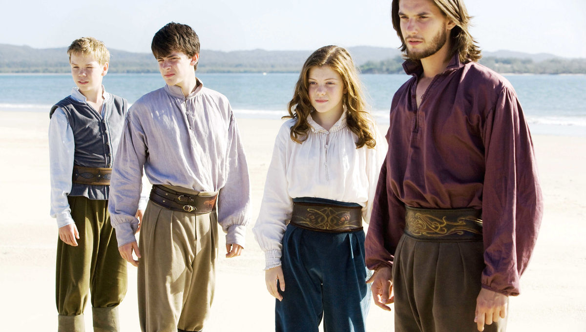 The Chronicles Of Narnia Gets A Movie Reboot With The Silver