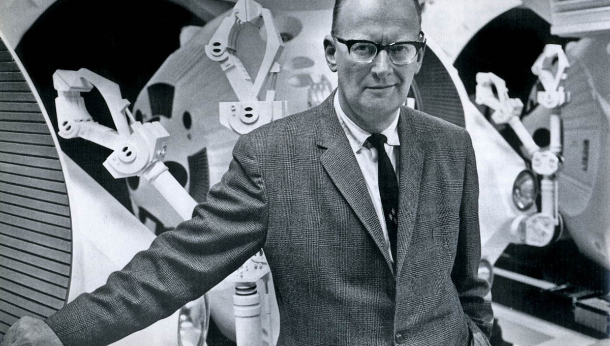 Childhood's End author Arthur C. Clarke's Top 12 sci-fi movies | SYFY WIRE