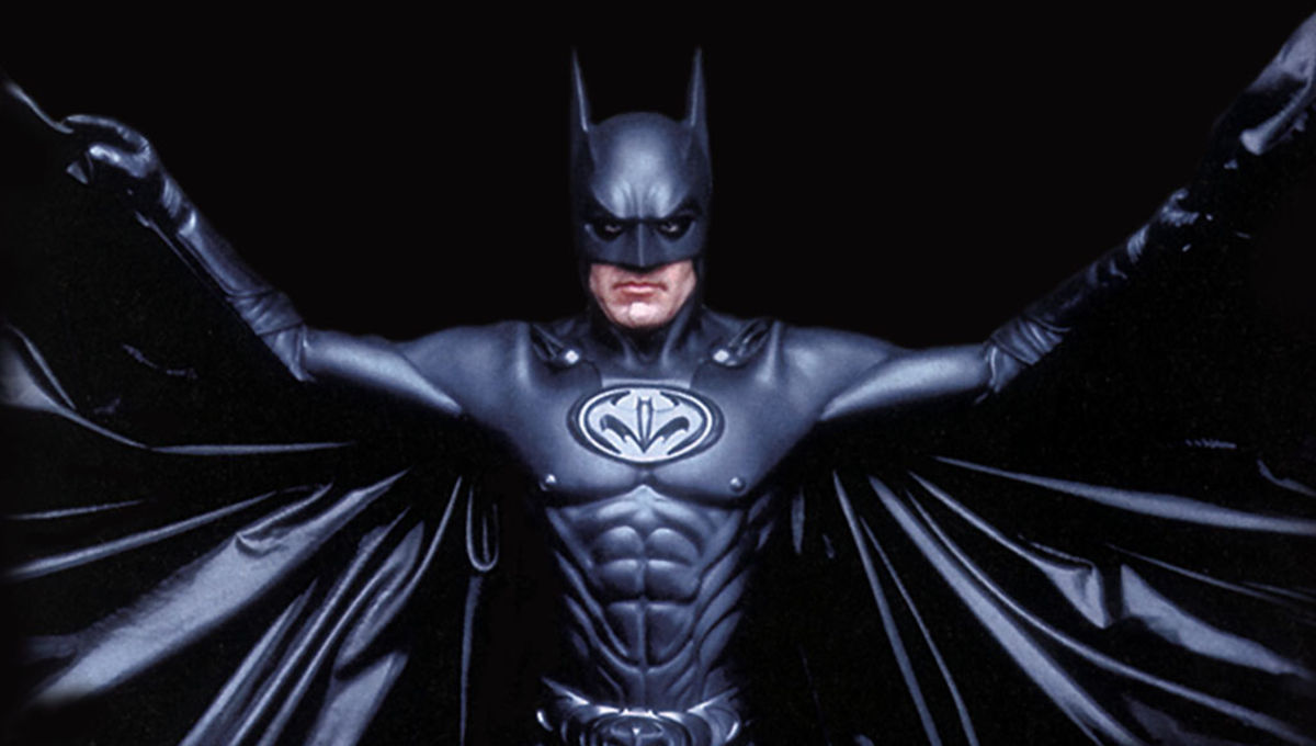 George Clooney explains why Batman & Robin had the biggest influence on his career