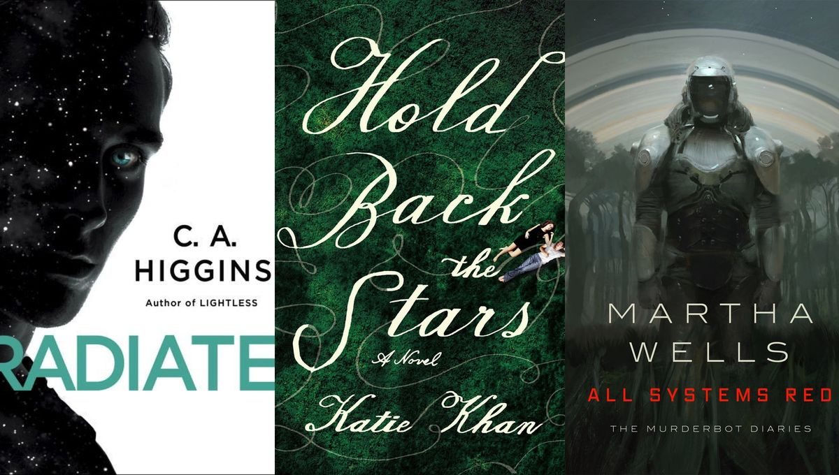 Must-read sci-fi and fantasy novels for May