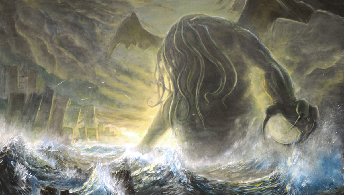c7ee30518d116 Lovecraft s god lives! Scientists name octopus-like creature Cthulhu ...