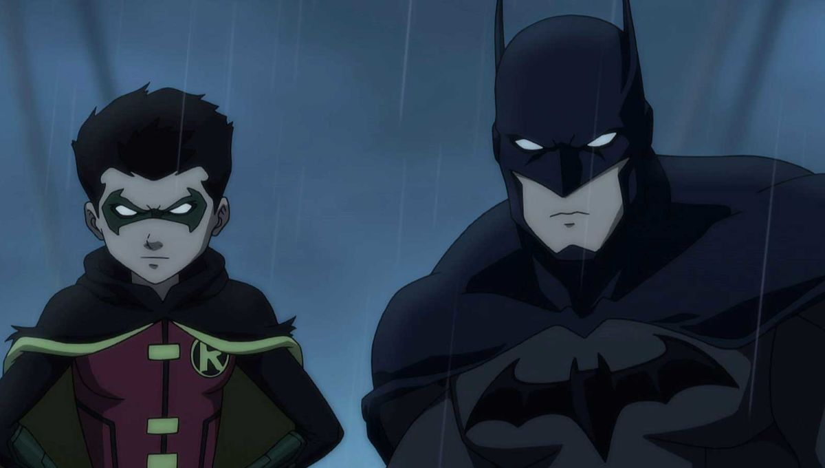 DC Animated Movies ranked