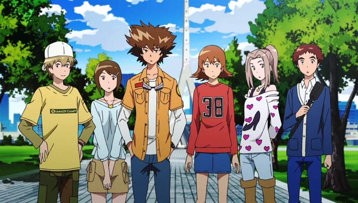 Digimon adventure tri films getting u s home video rollout by shout factory
