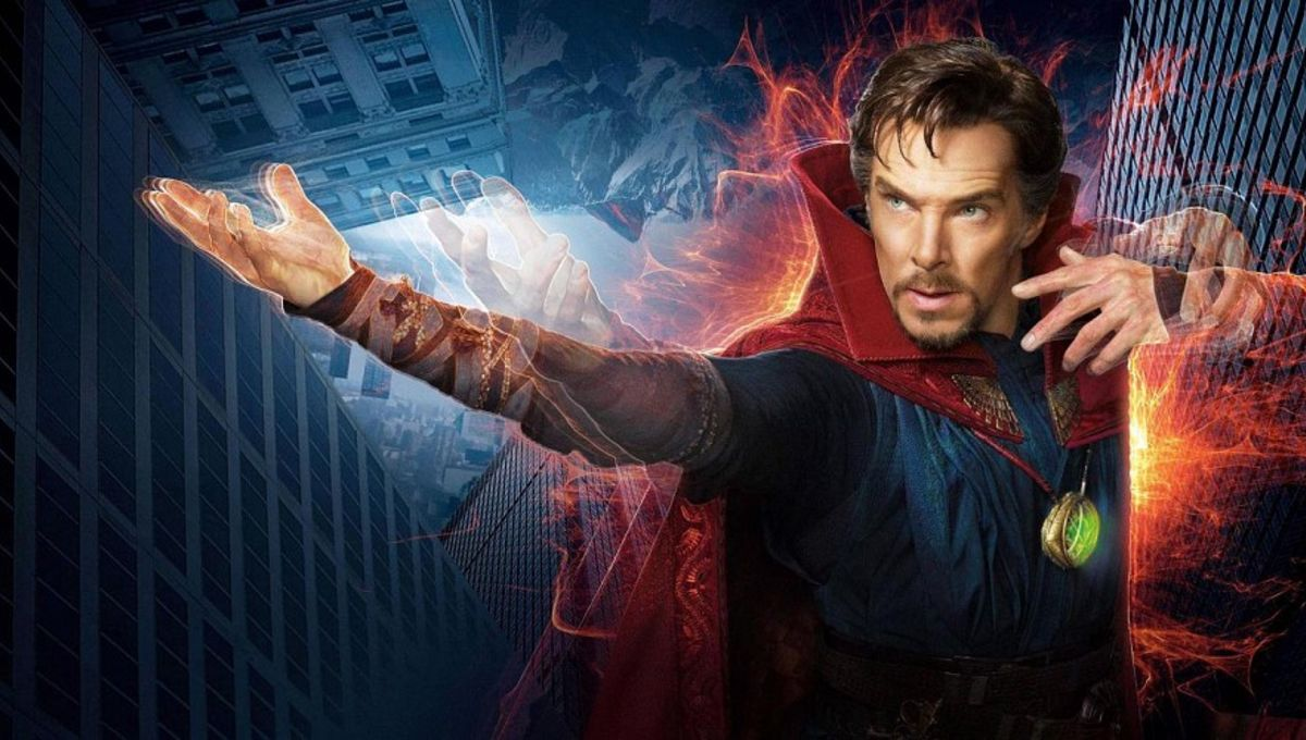 Trip out on this reverse-order Doctor Strange Blu-ray release promo - SYFY Wire