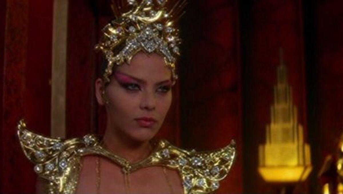 Princess Aura From Flash Gordon Flash Gordon's Princes...