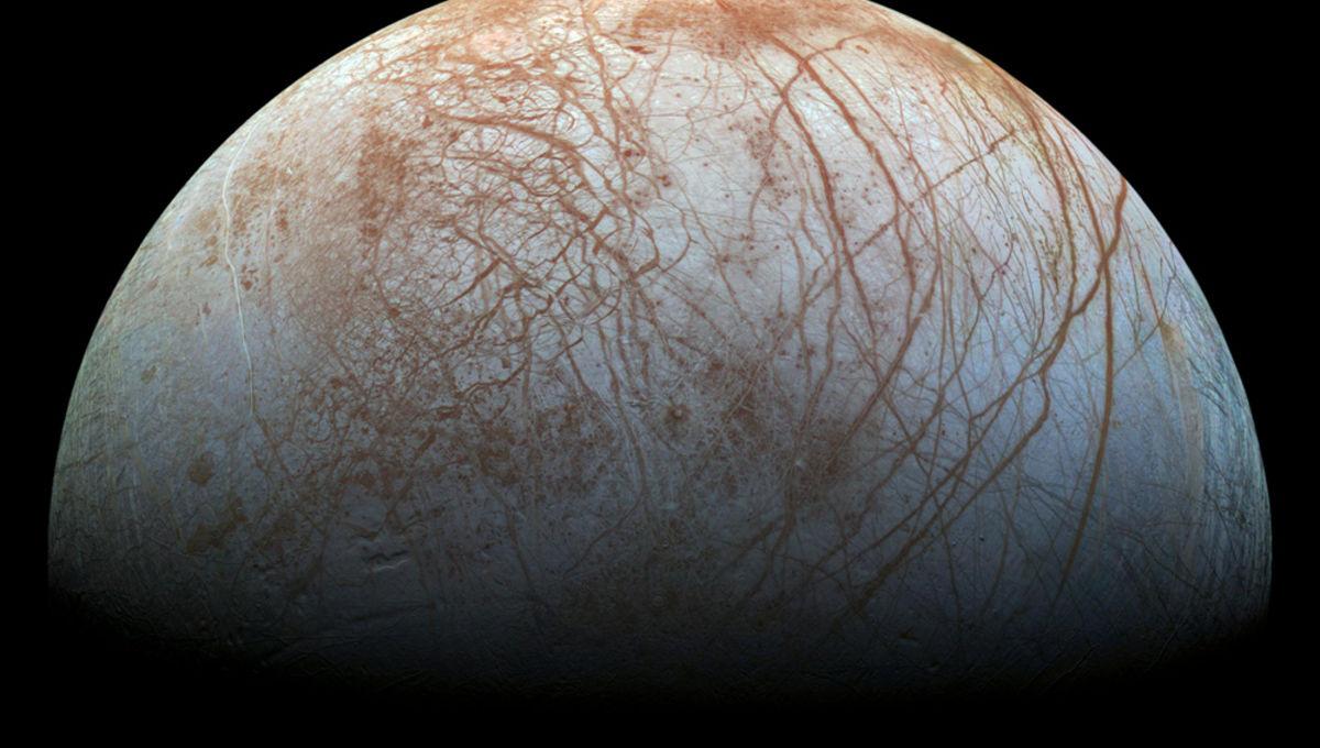 The salty ocean of Europa: Table salt found on Jupiter's moon