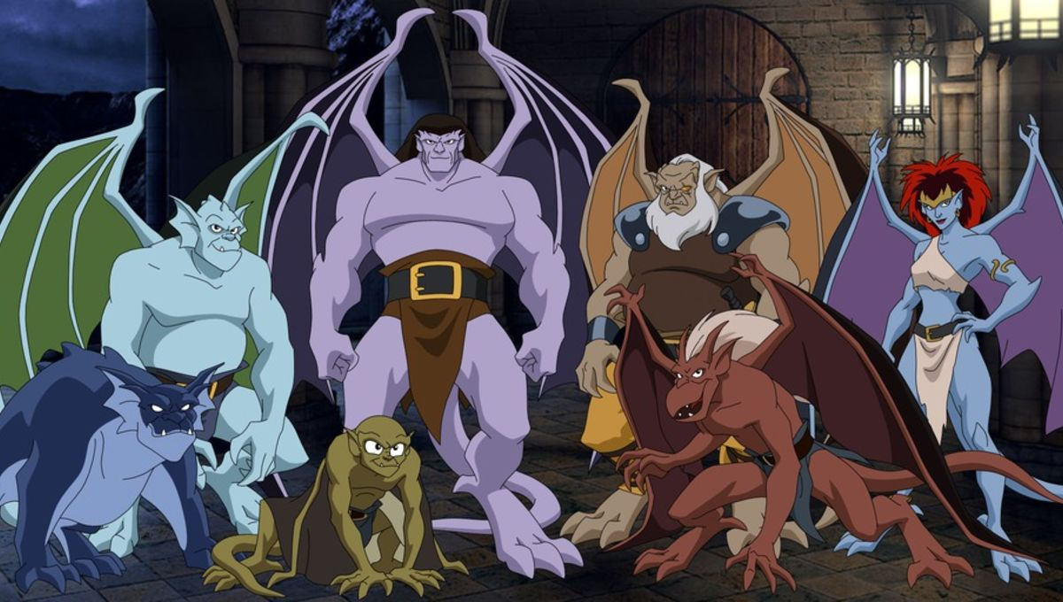 Disney Gargoyles Reboot Is Needed also Watch together with Denise Richards Neve C bell Wild Things 2u6LUtaCBY0GA further The Brain Quotes Pinky And Pinky furthermore Big. on 1990s tv shows cartoons