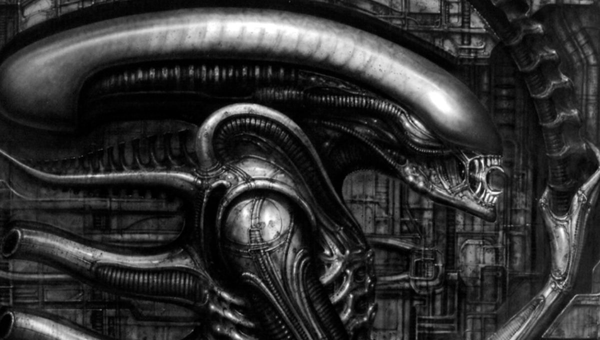 Celebrate Alien's 35th anniversary with 8 long-lost pieces of H.R. Giger  concept art | SYFY WIRE