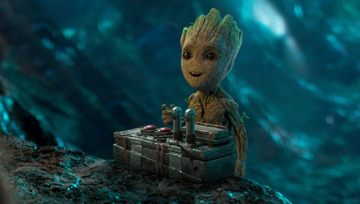 Baby Groot is getting his own (adorable!) Marvel Comics series