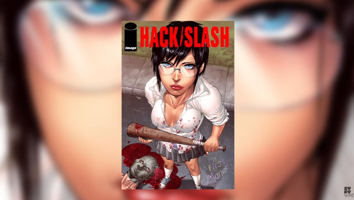 hack-slash, tim seeley