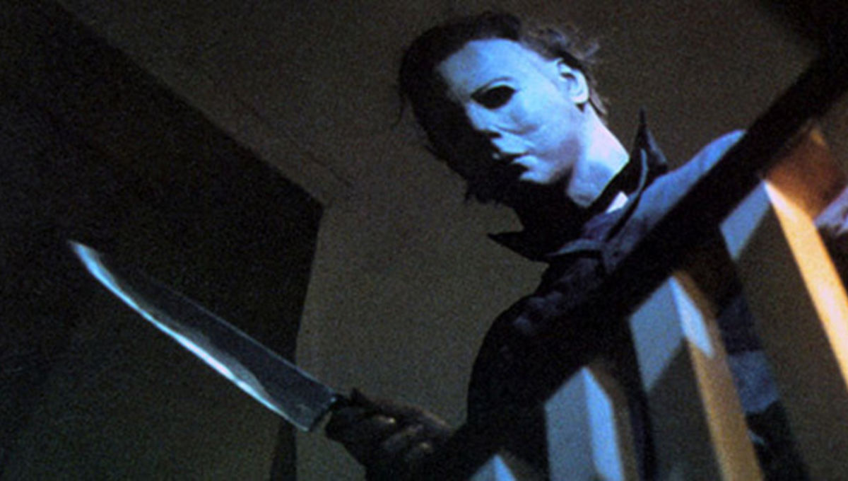 56735681 Michael Myers returns in first poster for new Halloween movie as release  date is announced
