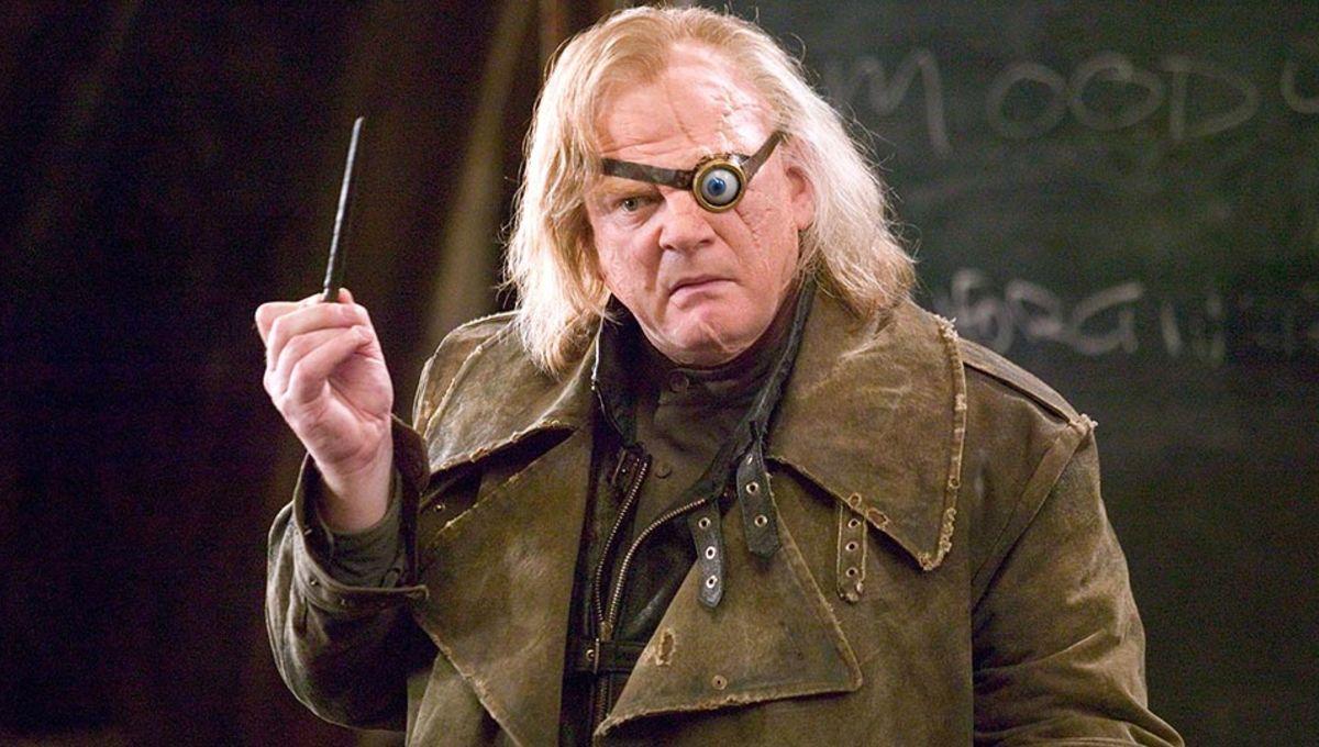 harry potter professor