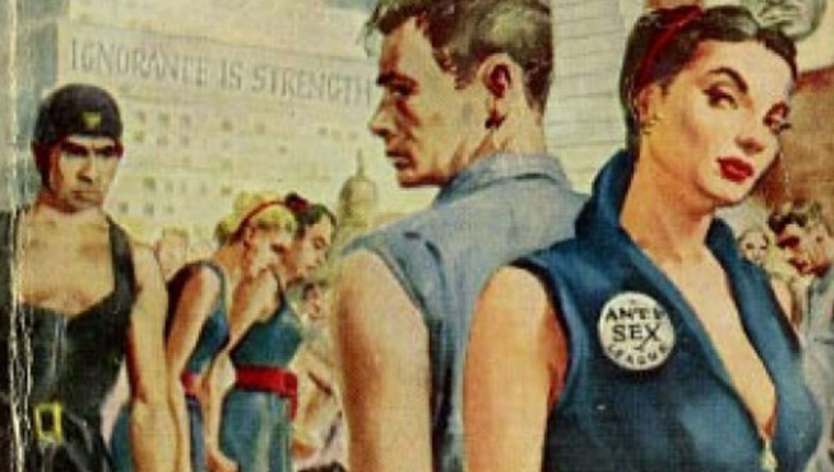 Orwell Letter Reveals 1984 Almost Wasnt Called 1984 Syfy Wire