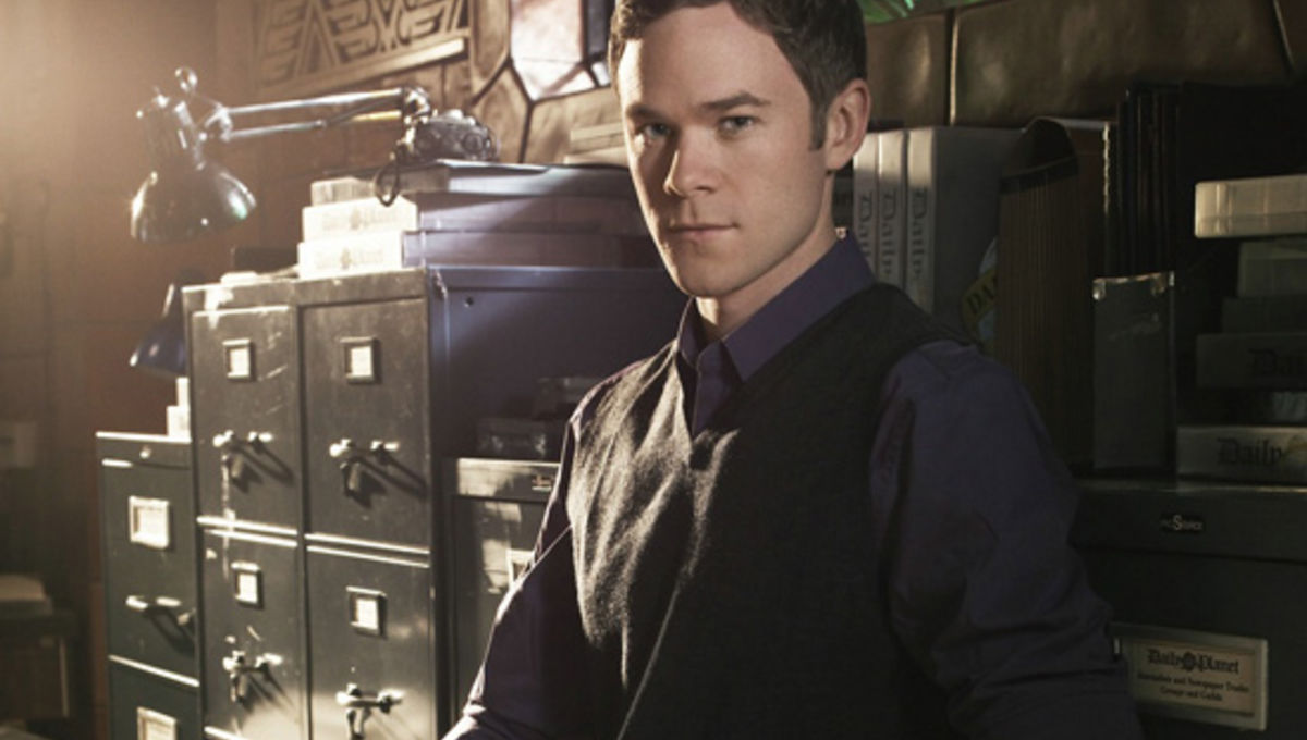 Smallville S Aaron Ashmore Signs On For Syfy S Warehouse 13 Syfy Wire
