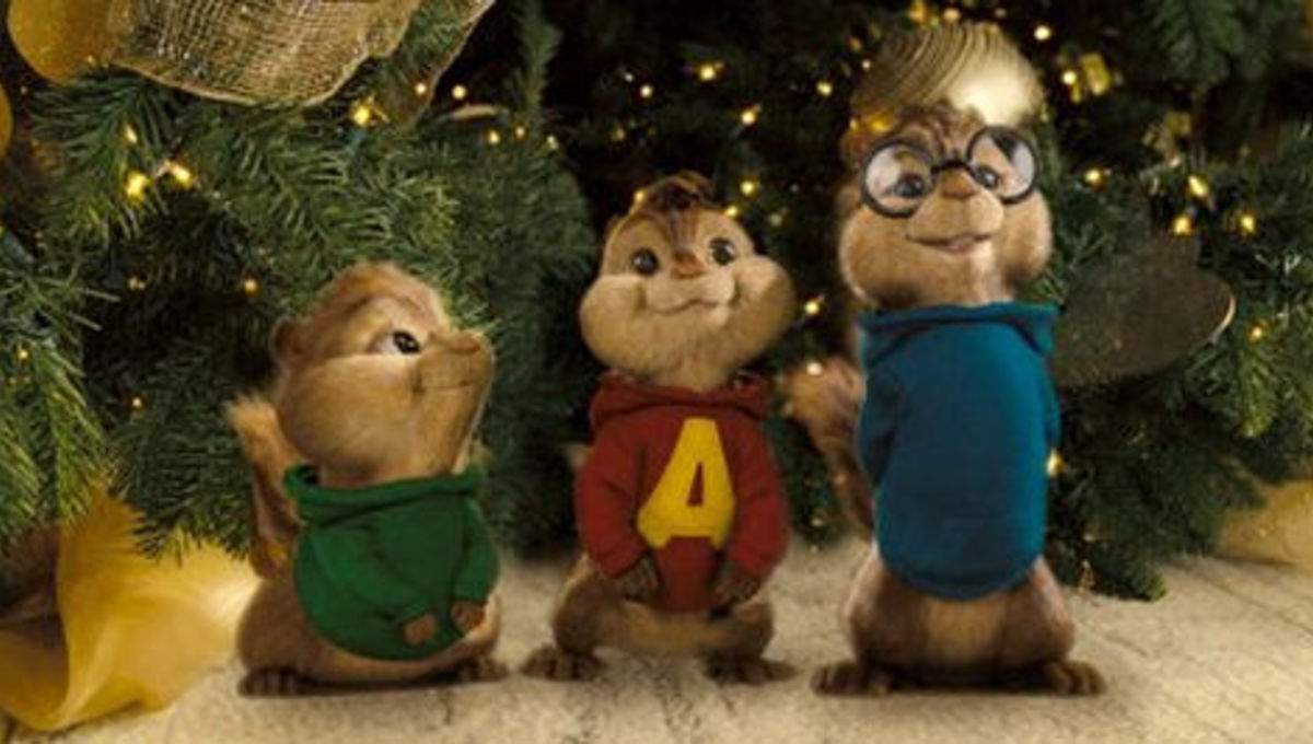 Why you'll see Chuck's Zach Levi with a bunch of CG Chipmunks
