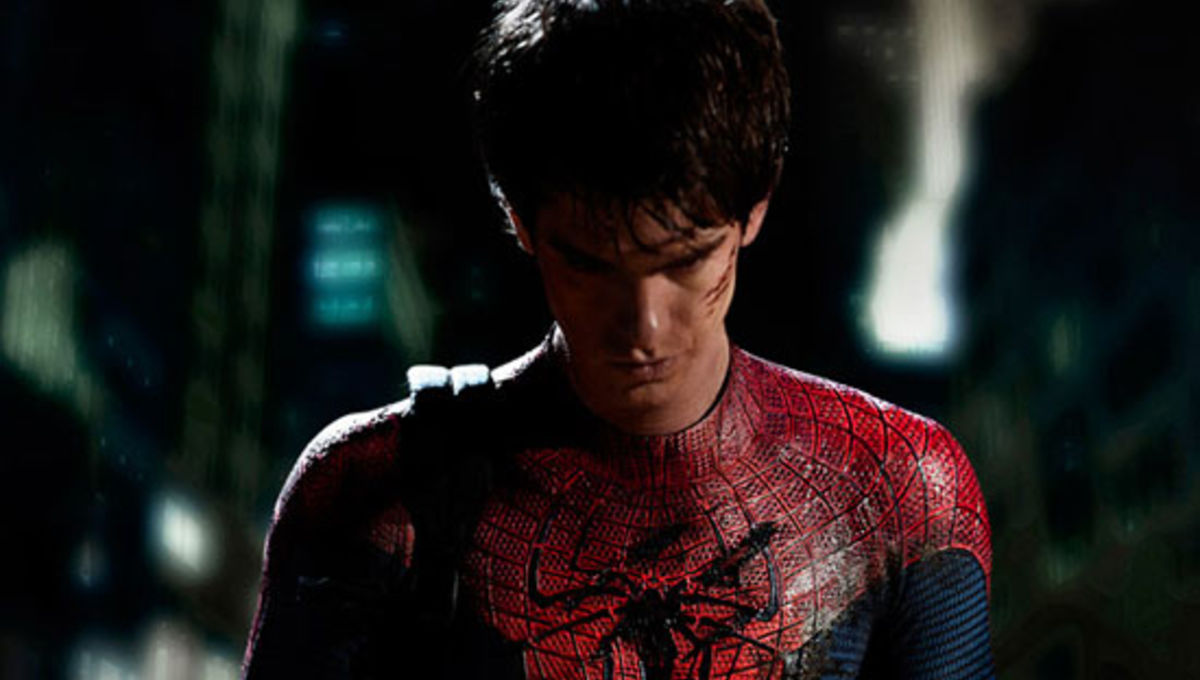 Andrew Garfield watched Spidey porn parody 'a few times' and
