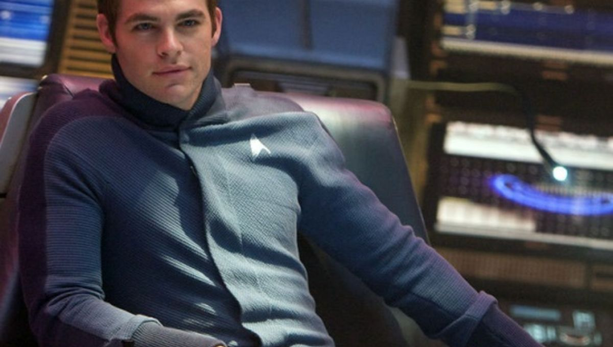 Lawsuit Reveals Just How Much Chris Pine Got Paid As Captain Kirk