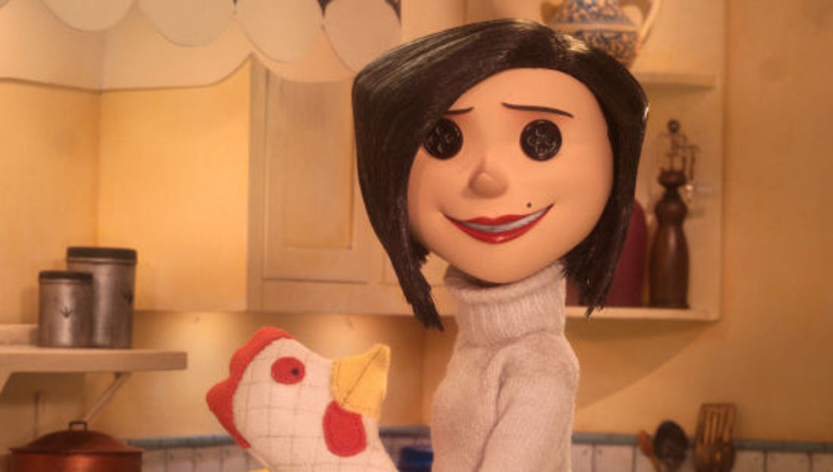 Why the button-eyed Other parents of Coraline are some of the ...