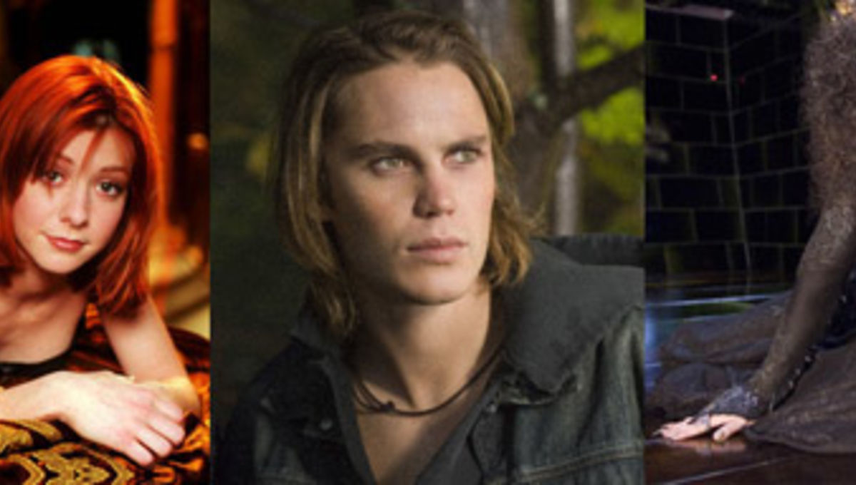 20 hot film and TV witches and warlocks that cast a spell on us