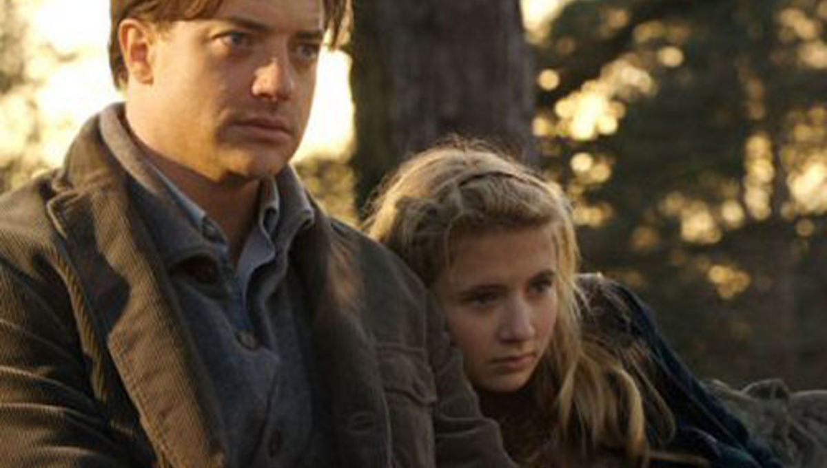 Inkheart's Brendan Fraser says his role was based on     him!