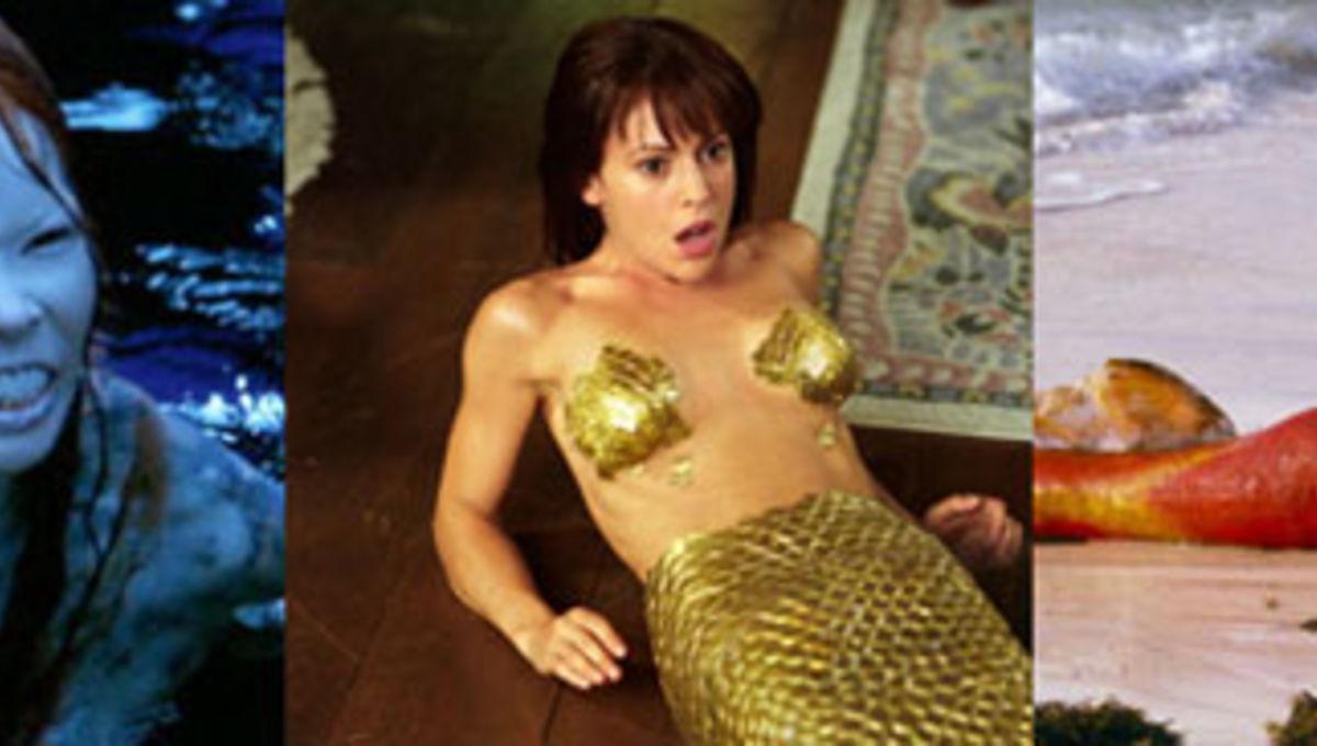 Amanda Tapping Sexy sexy mermaids, jewel staite, sucky blockbusters & more!