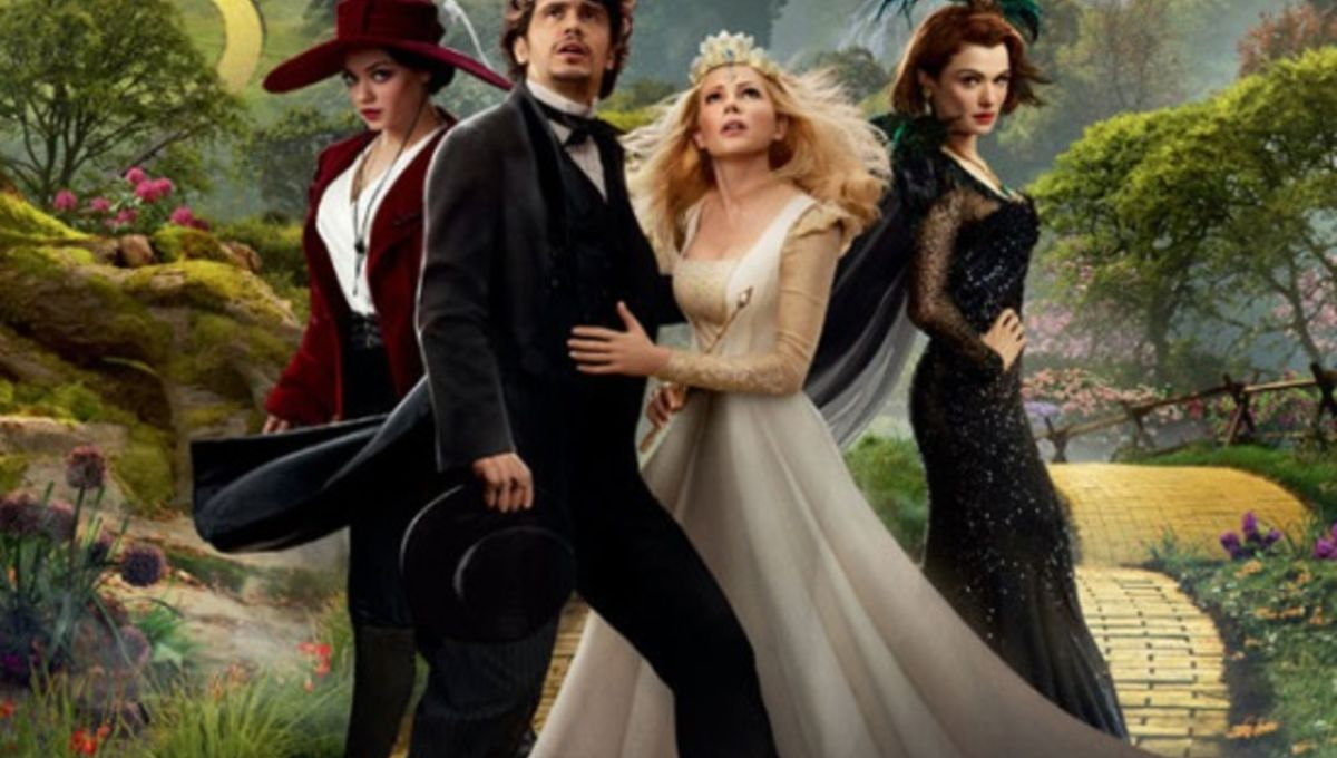 Fashion: Movie oz the great and powerful new photo